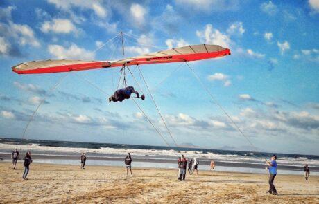 Escuela de vuelo libre Jose Aradas