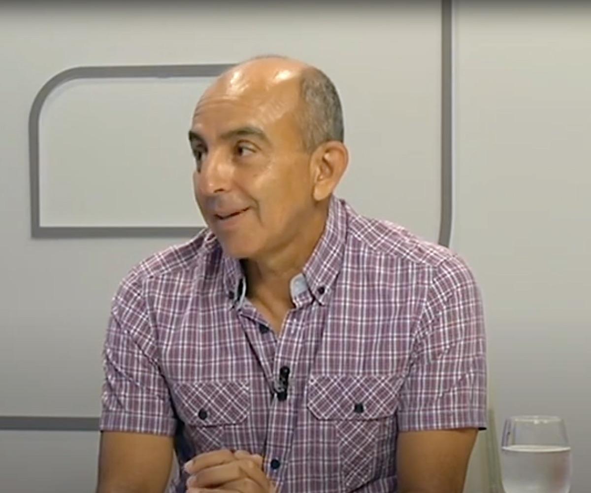 Benito Rodríguez en Lancelot TV Lanzarote