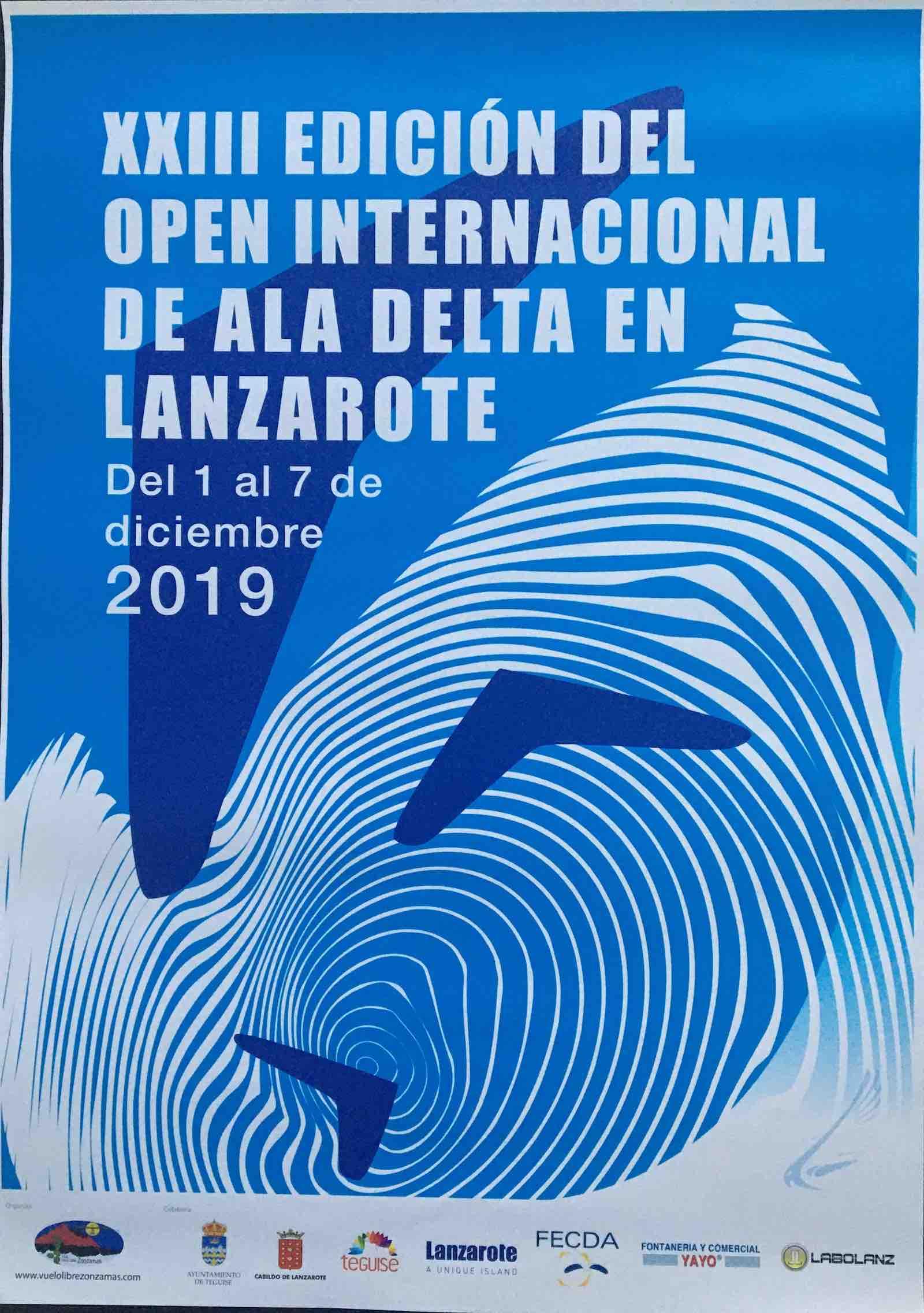 Cartel oficial XXIII Open