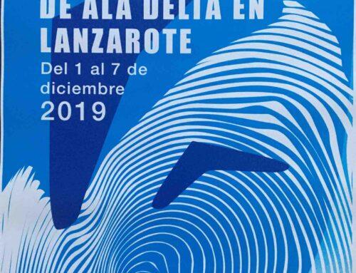 XXIII Abierto Internacional de Ala Delta y el Campeonato de Canarias 2019