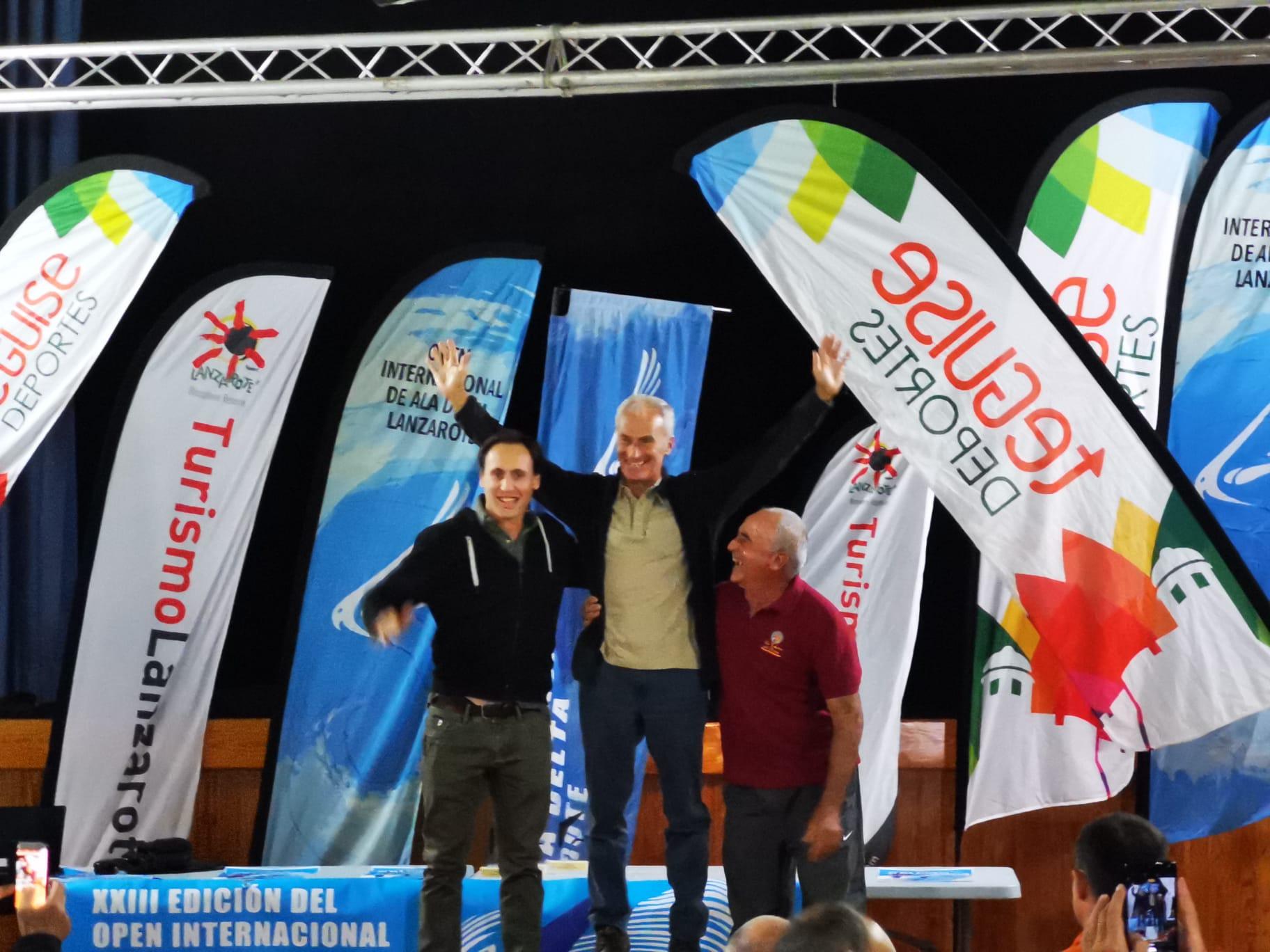 Clase 5 XXIII Abierto Internacional de Ala Delta y el Campeonato de Canarias 2019