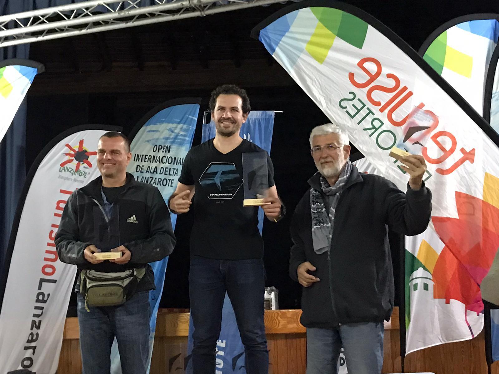 Clase Sport XXIII Abierto Internacional de Ala Delta y el Campeonato de Canarias 2019