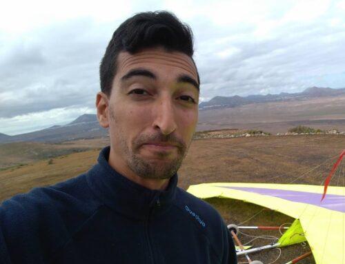 David de Las Palmas, mi tío también volaba