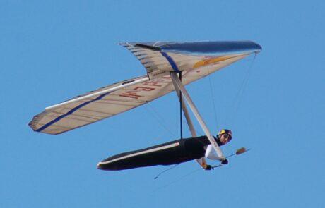 Deporte de ala delta Lanzarote Hang gliding 1