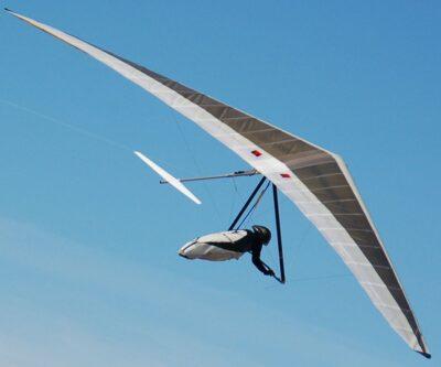 Escuela oficial de ala delta Lanzarote - Curso piloto