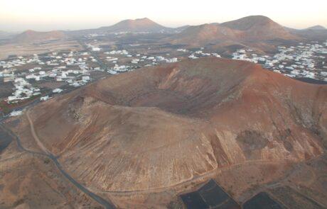 Lanzarote, la isla de los volcanes