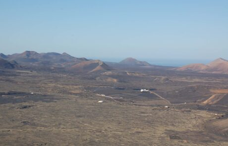 Lanzarote, the Island of the Volcanoes
