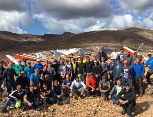 Clasificación XXIII Abierto Internacional de Ala Delta y el Campeonato de Canarias 2019