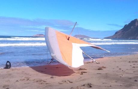 Vuelo libre Lanzarote