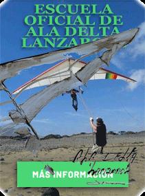 Escuela de ala delta Lanzarote